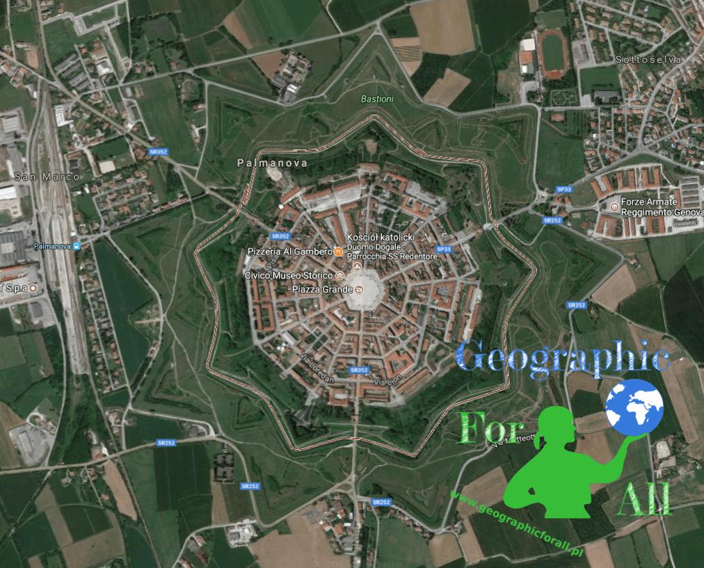 Palma Nova, źródło: Google Maps