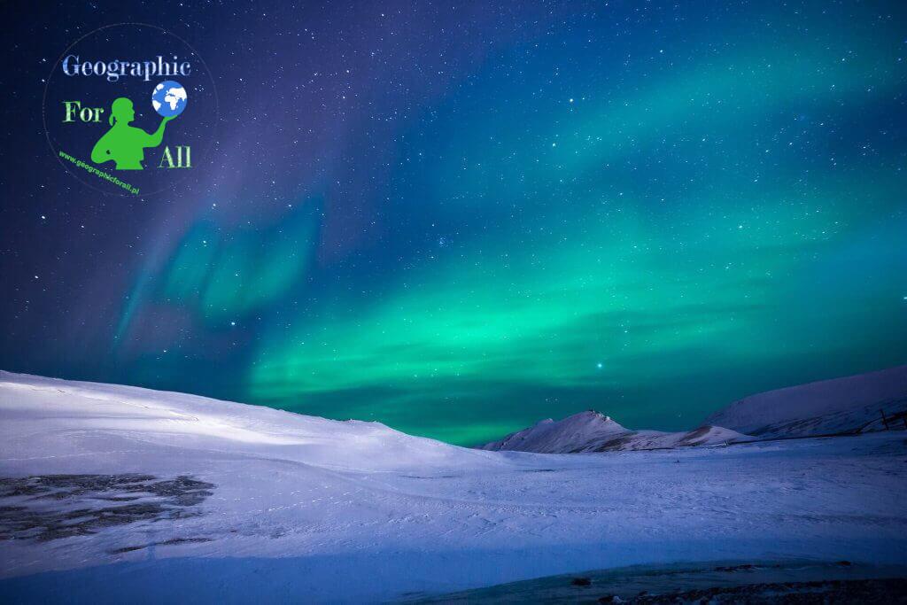 skład ibudowa atmosfery zorza polarna