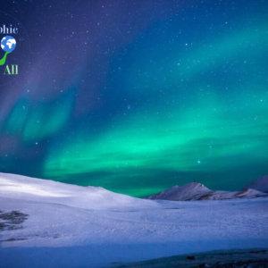 skład i budowa atmosfery zorza polarna