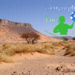 Eoliczne formy rzeźby terenu, czyli wiatr rzeźbi – pustynie iwydmy.