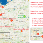 UNESCO Polska zestawienie miejsc światowego dziedzictwa