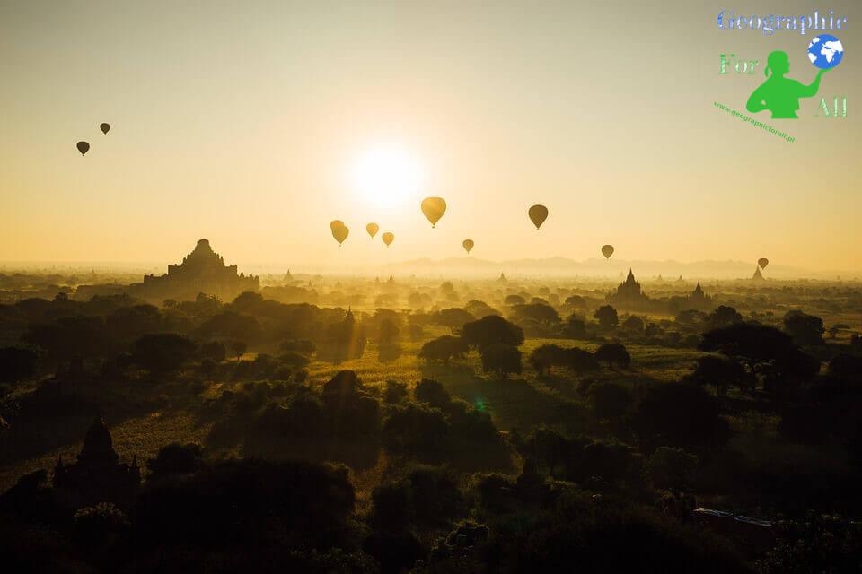 Bagan wBirmie czyli birmańskie Gniezno