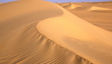 deserts and dunes