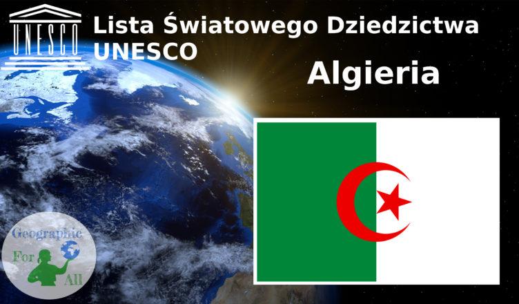 Lista Światowego Dziedzictwa UNESCO Algieria