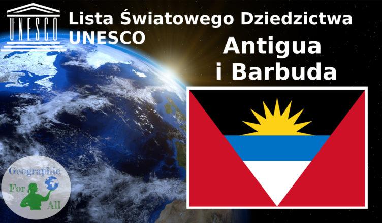Lista Światowego Dziedzictwa UNESCO Antigua i Barbuda