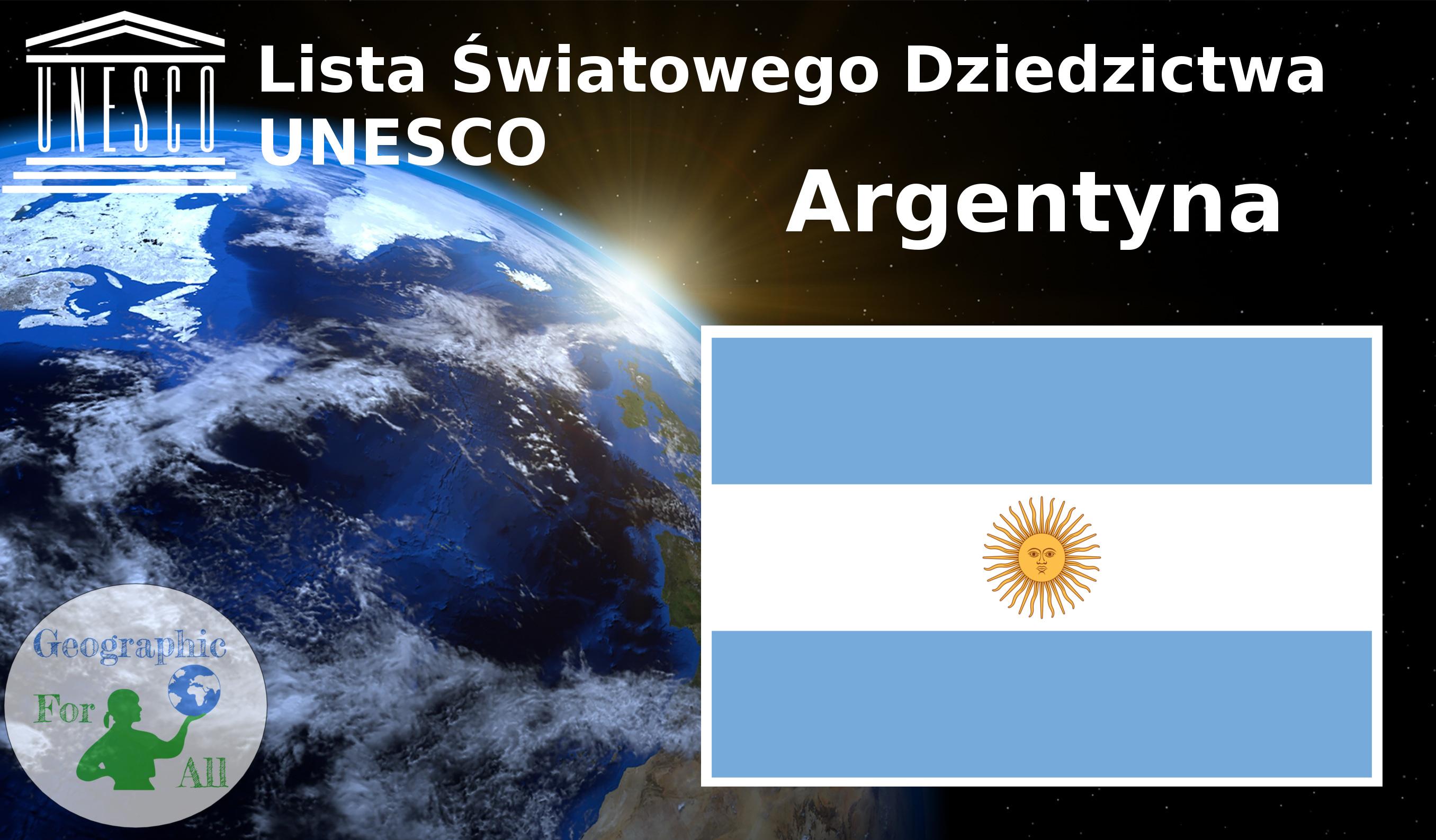 Lista Światowego Dziedzictwa UNESCO Argentyna