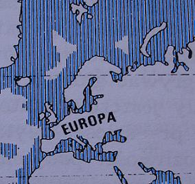 """Polskie rybołówstwo morskie naprzełomie XX iXXI wieku Mapa 4. 200-milowe strefy wpływów ekonomicznych wEuropie źródło: opracowanie własne napodstawie: Ludynia Władysław, """"Polskie rybołówstwo morskie"""","""