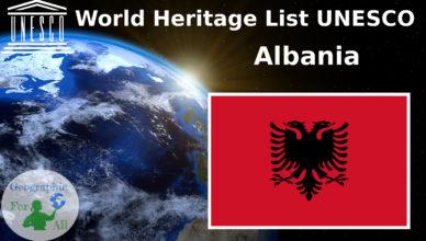 World Heritage List UNESCO Albania