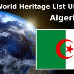 World Heritage List UNESCO Algeria