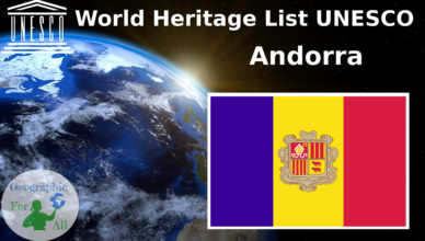 World Heritage List UNESCO Andorra