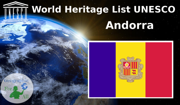 World Heritage List UNESCO Andorra