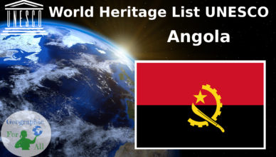 World Heritage List UNESCO Angola