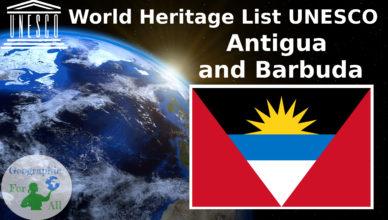 World Heritage List UNESCO Antigua and Barbuda