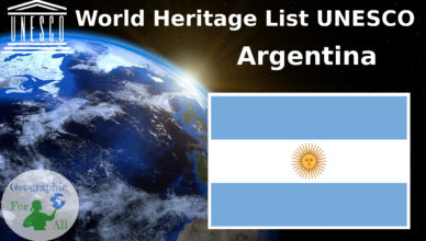 World Heritage List UNESCO Argentina