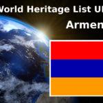 World Heritage List UNESCO Armenia