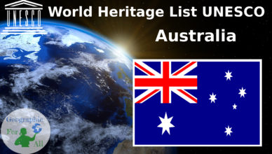 World Heritage List UNESCO Australia