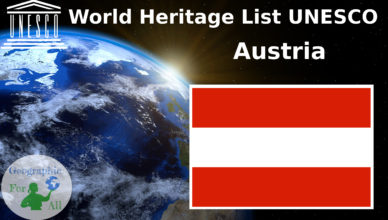 World Heritage List UNESCO Austria