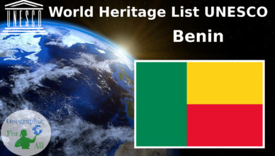 World Heritage List UNESCO Benin