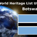 World Heritage List UNESCO Botswana