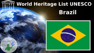 World Heritage List UNESCO Brazil