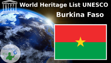 World Heritage List UNESCO Burkina Faso