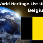 World Heritage List UNESCO Belgium