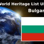 Lista światowego dziedzictwa UNESCO Bułgaria
