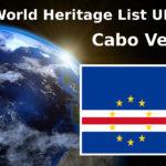 World Heritage List UNESCO Cabo Verde