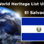 World Heritage List UNESCO El Salvador