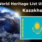 Lista światowego dziedzictwa UNESCO Kazachstan