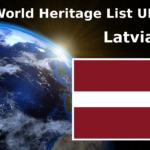 Lista światowego dziedzictwa UNESCO Łotwa