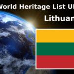 Lista światowego dziedzictwa UNESCO Litwa