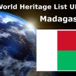 World Heritage List UNESCO Madagascar