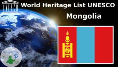 World Heritage List UNESCO - Mongolia