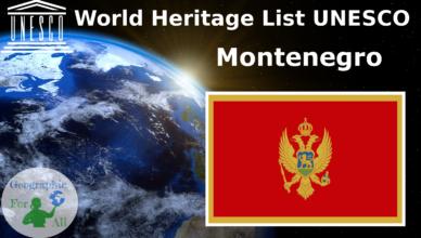 World Heritage List UNESCO - Montenegro