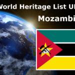 World Heritage List UNESCO Mozambique