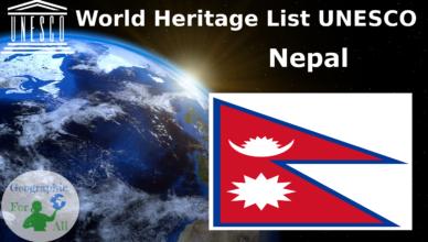 World Heritage List UNESCO - Nepal