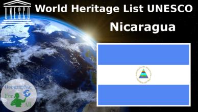 World Heritage List UNESCO - Nicaragua