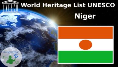 World Heritage List UNESCO - Niger