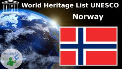 World Heritage List UNESCO - Norway