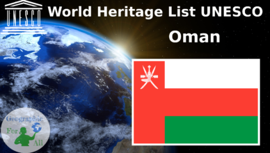 World Heritage List UNESCO - Oman