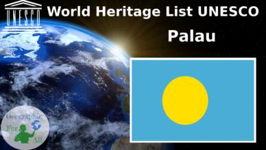 World Heritage List UNESCO - Palau