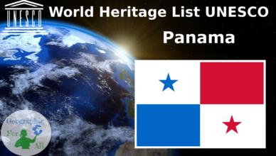 World Heritage List UNESCO - Panama