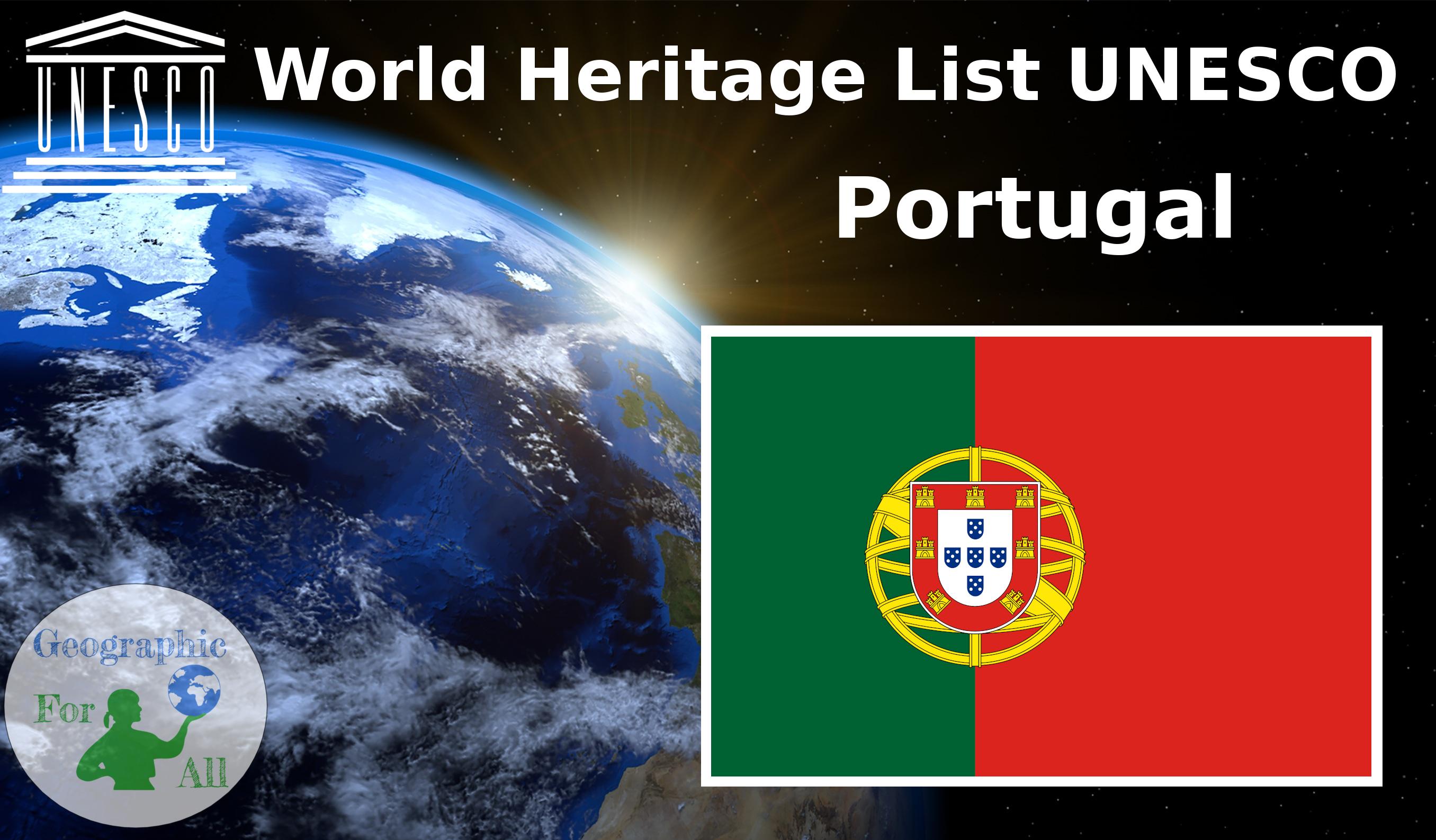 World Heritage List UNESCO - Portugal