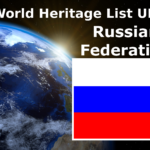 World Heritage List UNESCO - Russian Federation