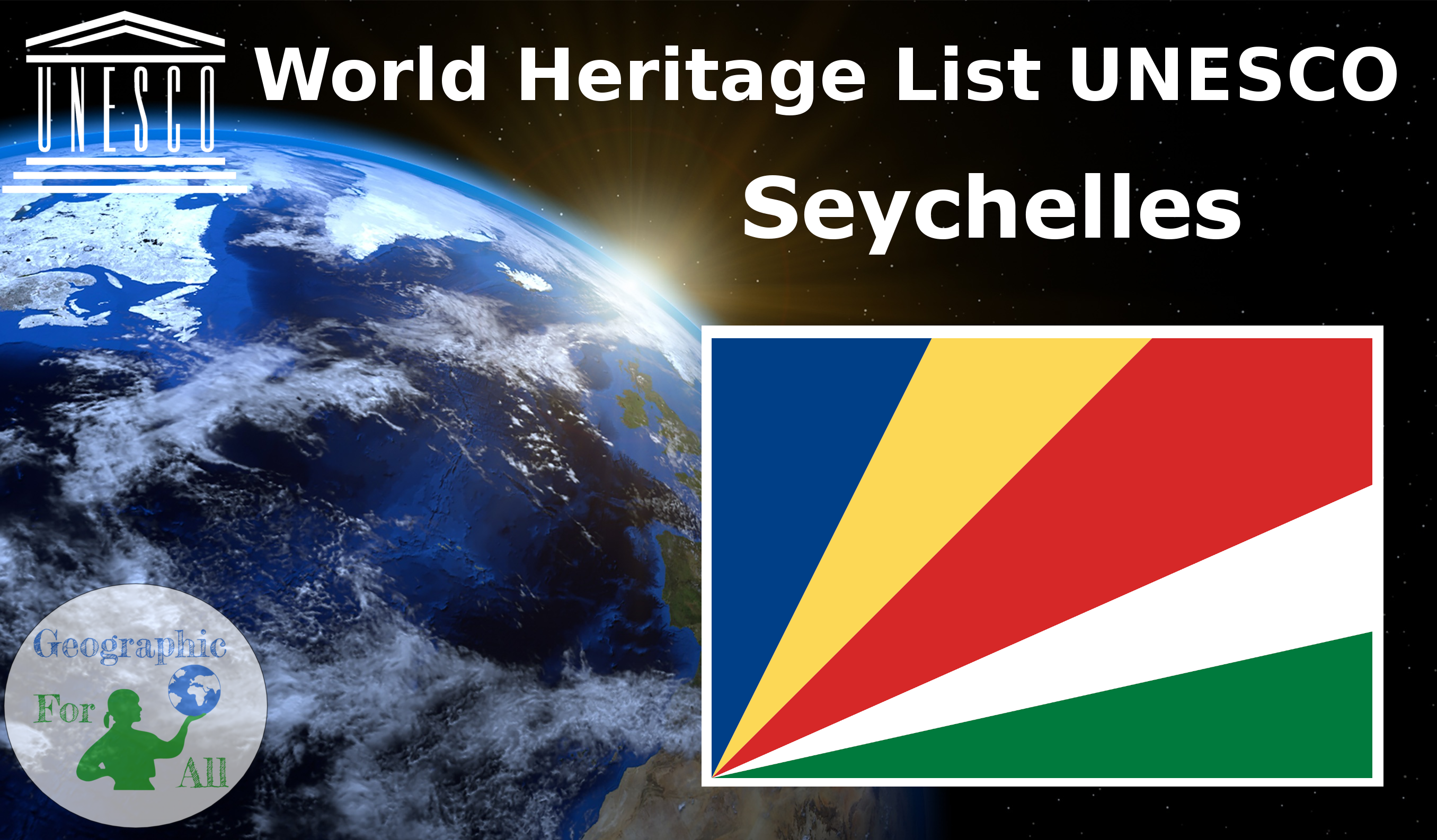 World Heritage List UNESCO - Seychelles