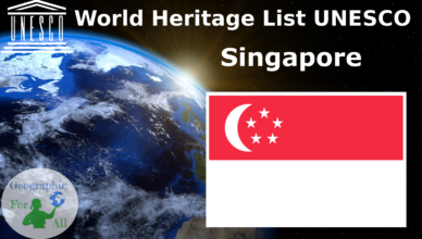 World Heritage List UNESCO - Singapore