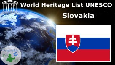 World Heritage List UNESCO - Slovakia