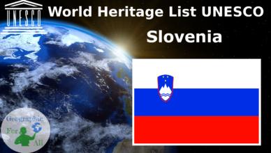 World Heritage List UNESCO - Slovenia