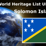 World Heritage List UNESCO Solomon Islands